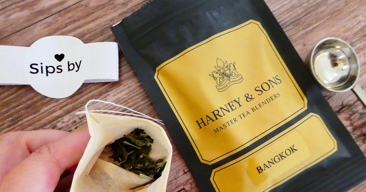 When tara met blog tea subscription box sips by for Sips texas