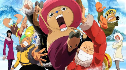 One Piece Filme 9 – Episódio Chopper Plus: Flor do Inverno, Milagre da Cerejeira