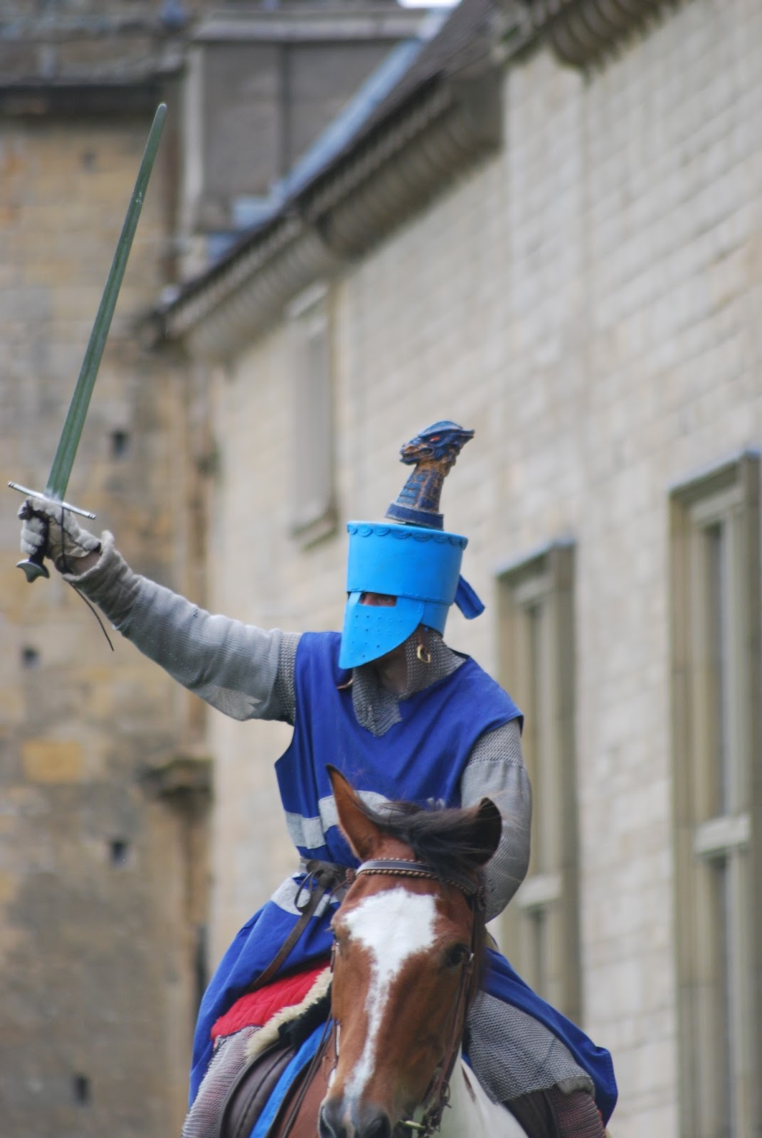 Another Slippery Slope: Bolsover Knights (picture heavy)