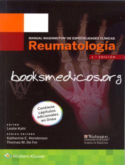 manual washington de especialidades clinicas reumatologia pdf