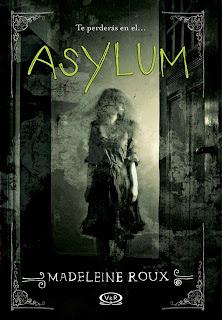 Resultado de imagen para asylum libro