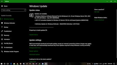 Cumulative Update KB4025342 for Windows 10 v1703 Build 15063.483