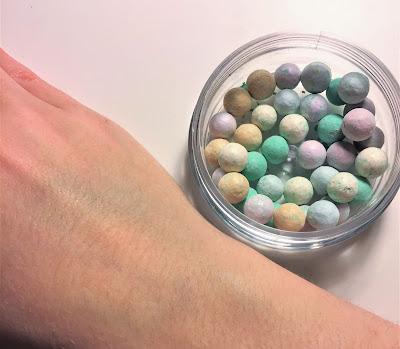 e.l.f. Mineral Pearls Skin Balancing swatch