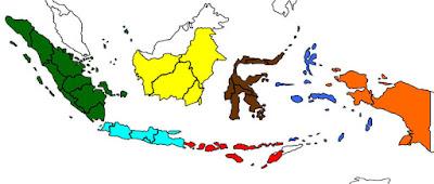 Sejarah Singkat Terbentuknya Kepulauan Indonesia