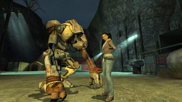 Half Life 2 Full Version PC setup