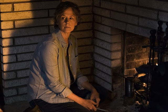 "Carol, 7x10 ""New Best Friends"" de 'The Walking Dead'"