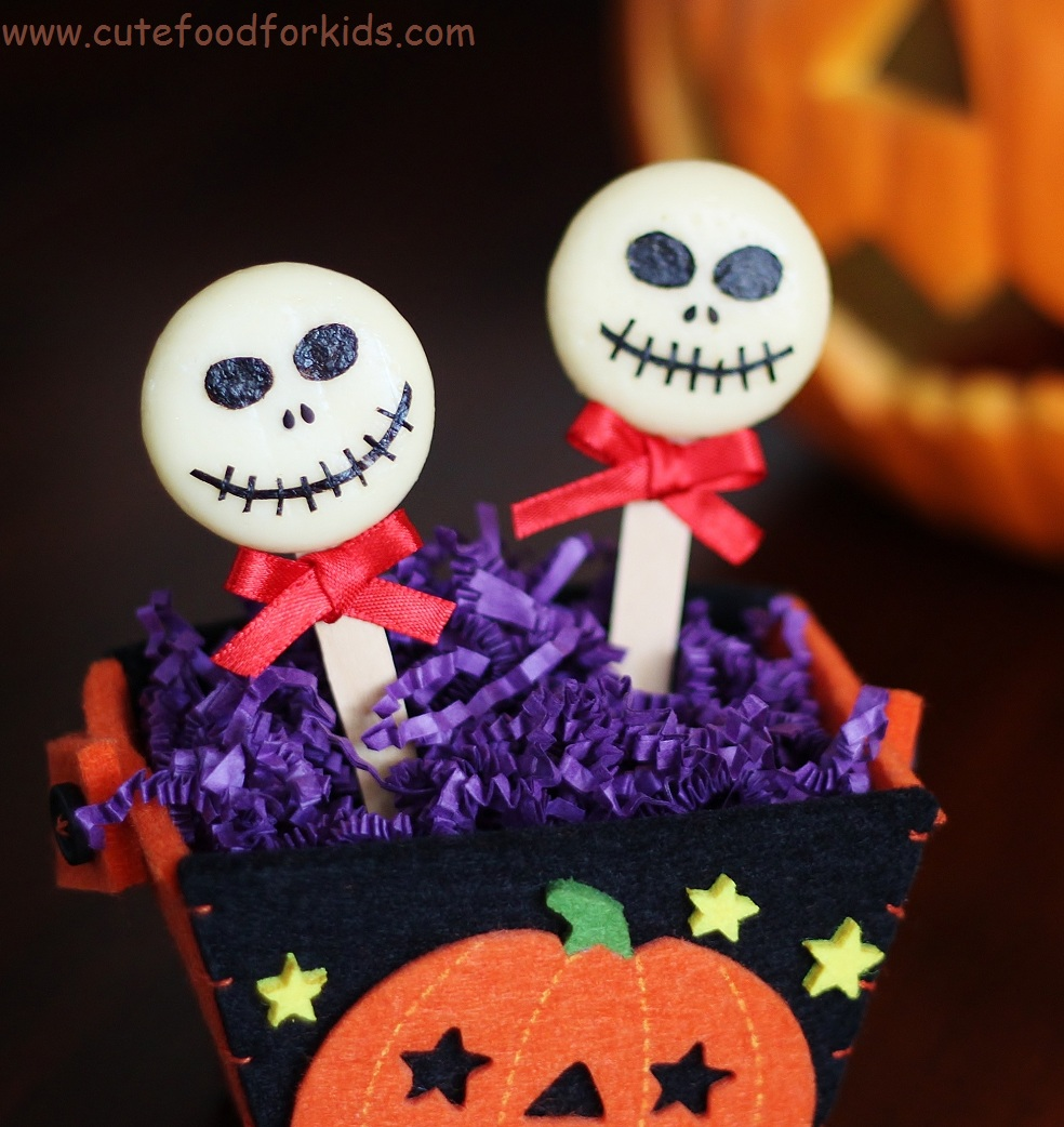 Cute Halloween Decorations Pinterest: Cute Food For Kids?: Cheese Pops For Halloween