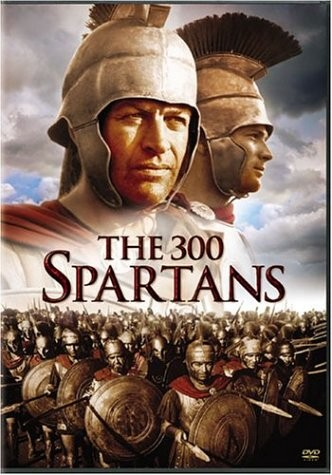 Movie The 300 Spartans (1962)