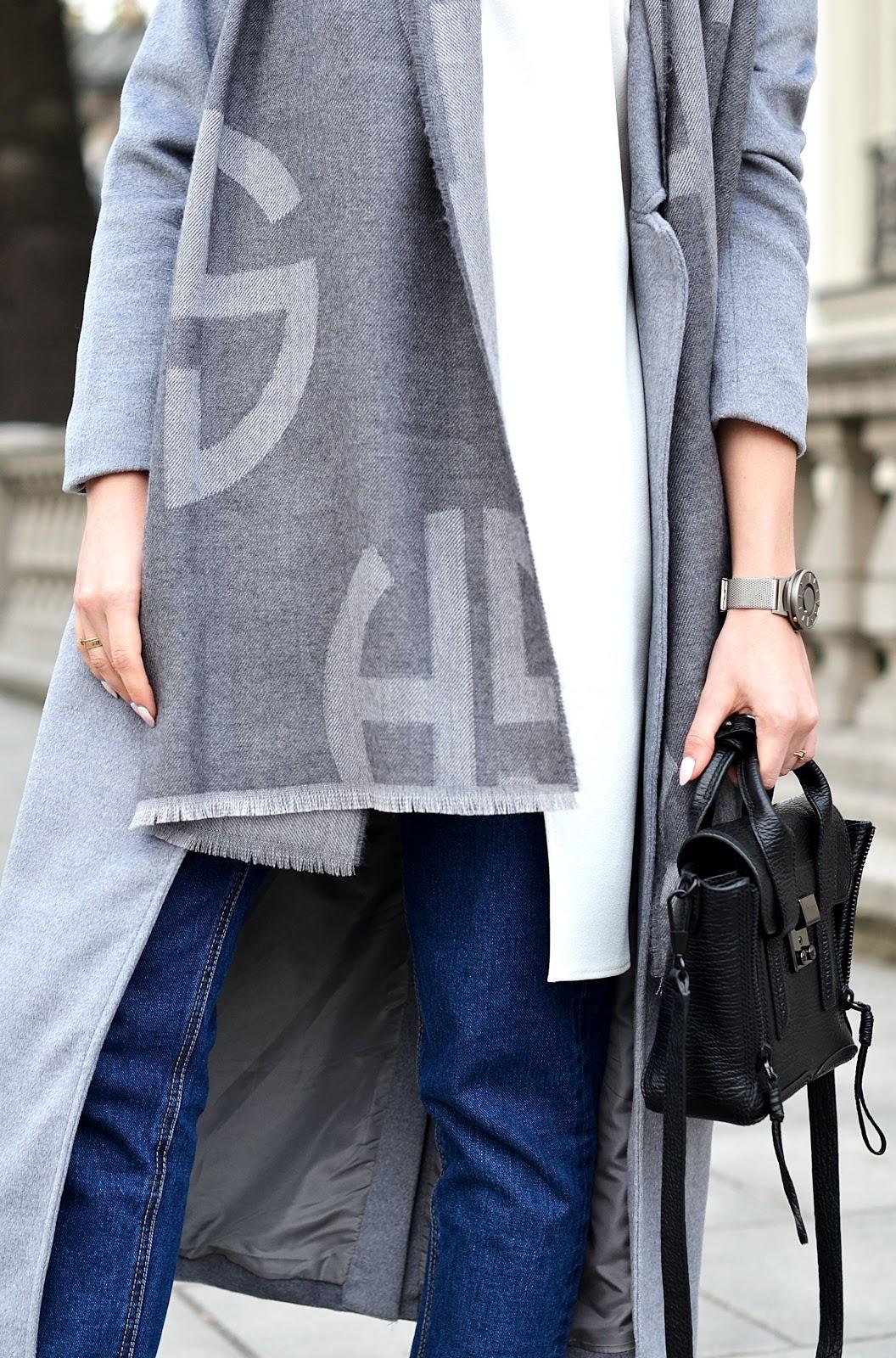 blogi o modzie | szalik z wełny | blog modowy