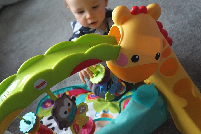 TOP 5- najlepsze zabawki dla niemowlaka