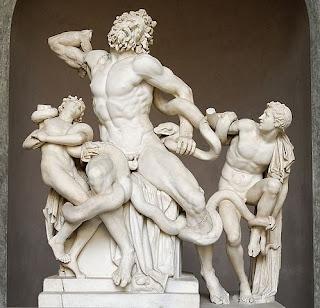 Эллинистическая скульптура из Греции