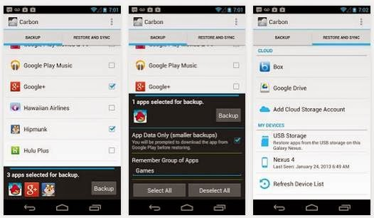 Cara Back up Data Game Android Tanpa Root Tanpa Akun Google