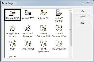 Membuat Aplikasi Gaji Pegawai Dengan Visual Basic 6.0