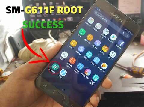 Samsung J7 Prime2 (SM-G611F) Root and Unlock 100% Success
