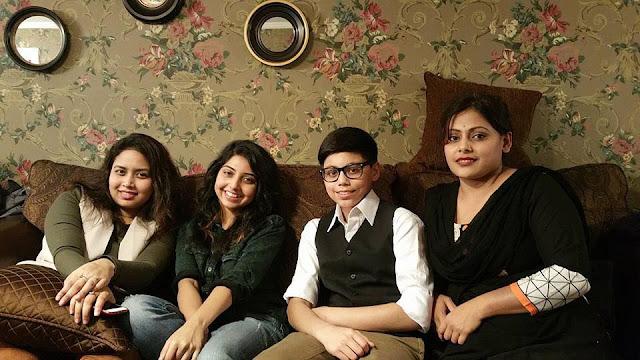 Ashna Habib Bhabna Biography, Hot HD Photos, Wallpapers With Singer Porshi