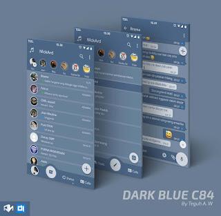 Dark Blue C84