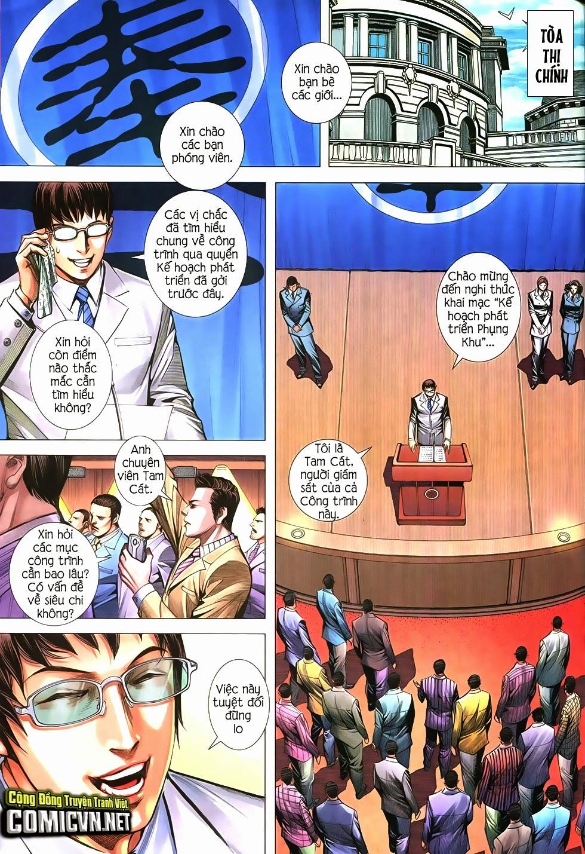 Đại Quân Phiệt chap 21 trang 25