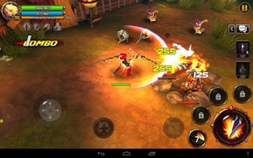 Game Action RPG Android Terbaik Offline Online