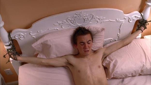 Frankie muniz naked not believe