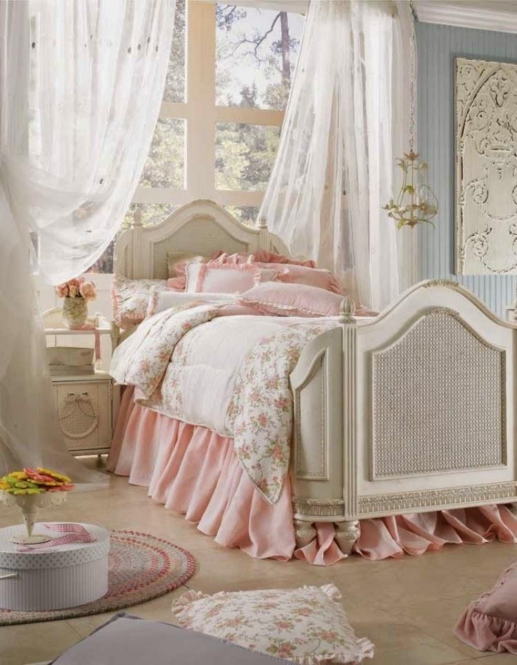 Fotos de habitaciones para ni as dormitorios colores y - Dormitorio de nina ...