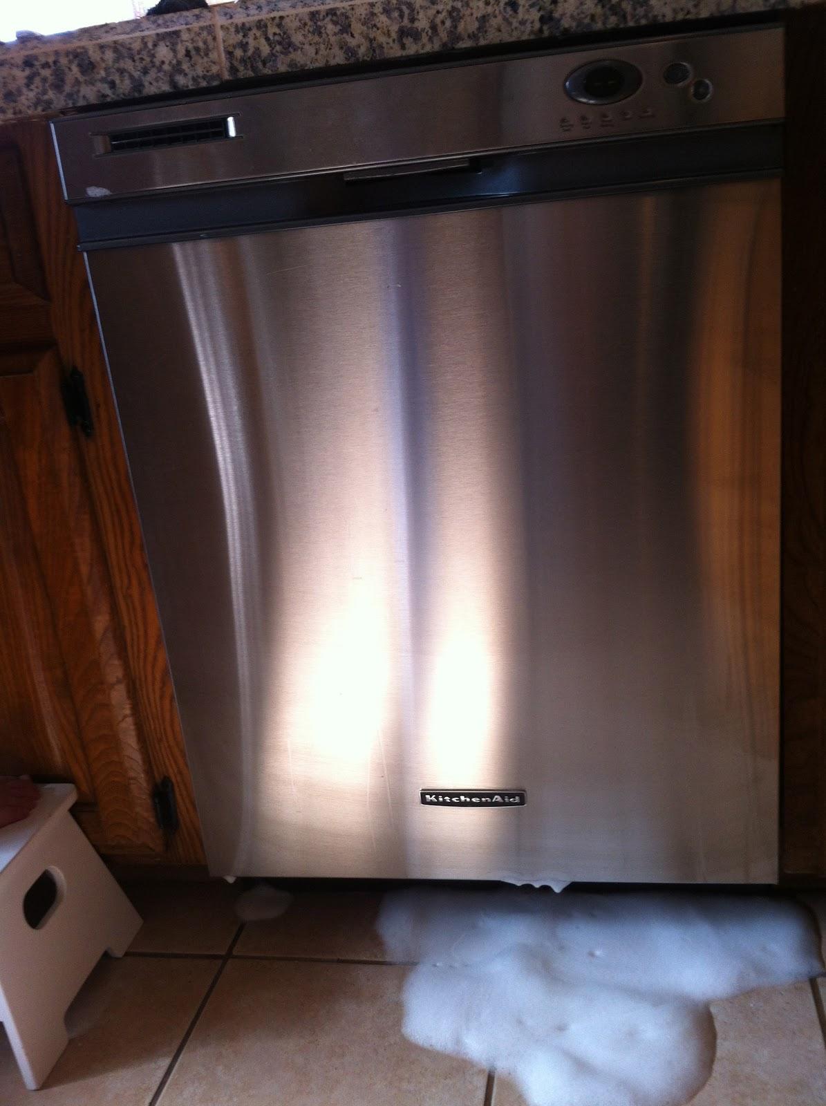 Secret Agent Man Dishwasher Soaps