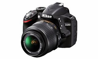 Harga dan Spesifikasi Kamera Nikon D3200 Baru 2016
