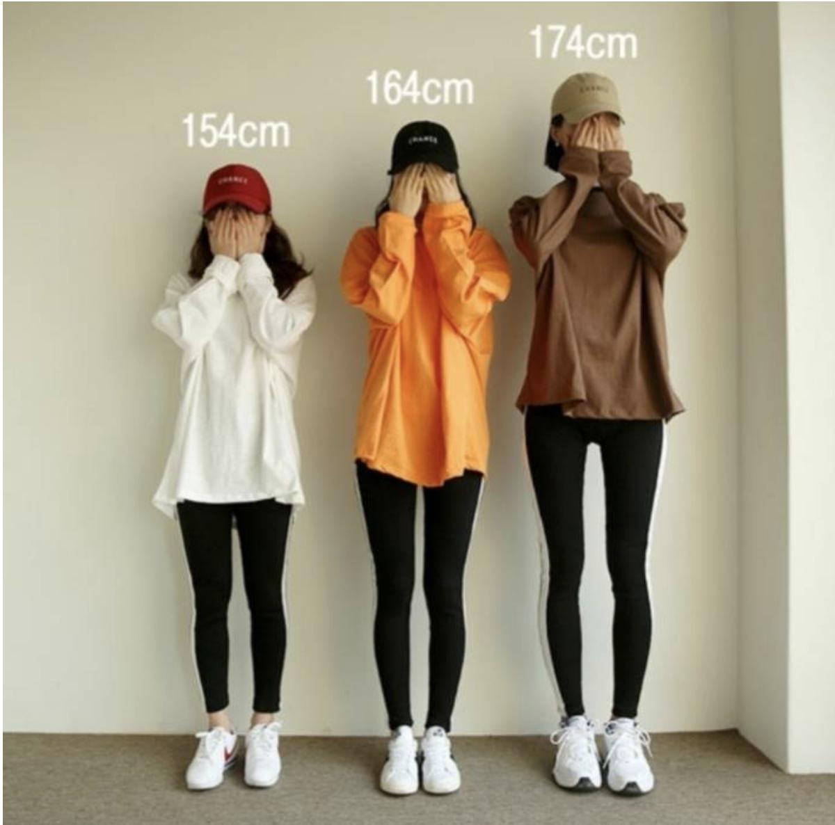 Female heights: 154cm vs  164cm vs  174cm - K-POP, K-FANS