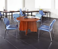 55129 Round Conference Table