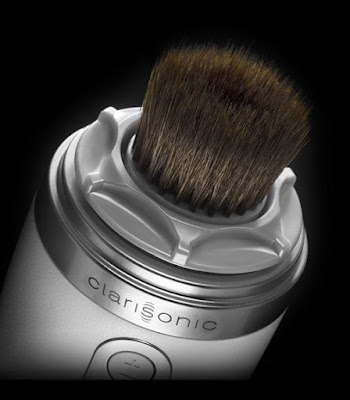 Pinceau électrique maquillage - Sonic Foundation Brush - Clarisonic - Blog beauté