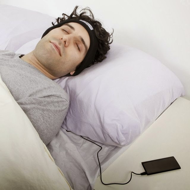 Travel Gadgets That Makes You Sleep Better - SleepPhones