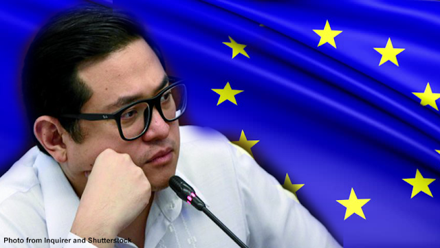 Constitutional law expert lectures Bam Aquino about PH decision not to receive aid from EU