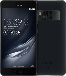 Asus zenfone AR: world first phone with google tango support