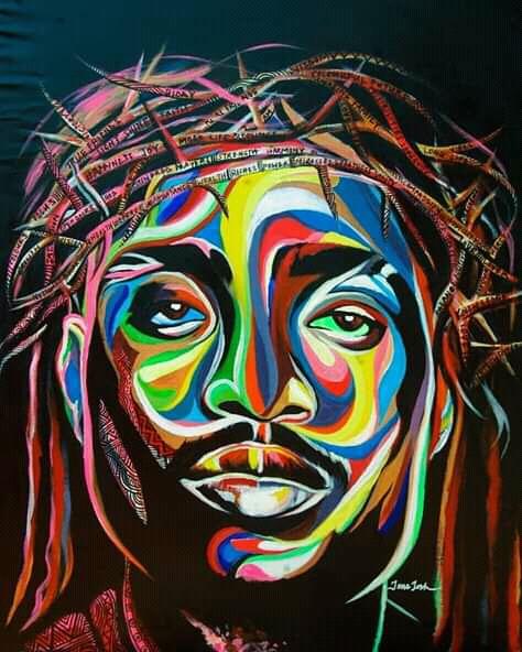 """I Am Above Human Judgment, I See Myself as Jesus - Graffiti HamLord 'Jesse Josh'"
