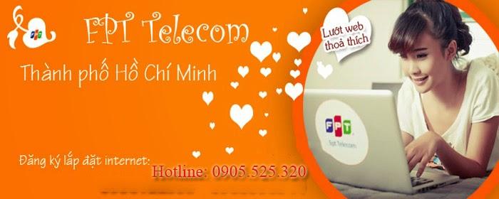 Lắp Đặt Internet FPT Phường Tân Thuận Đông, Quận 7