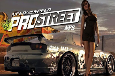 Need For Speed Prosstreet PPSSPP ISO for Android Mobile