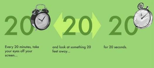 20-20-20 formula