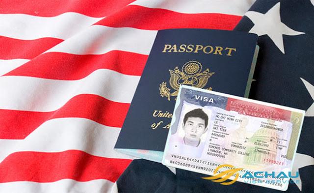 Các bước cơ bản xin visa Mĩ