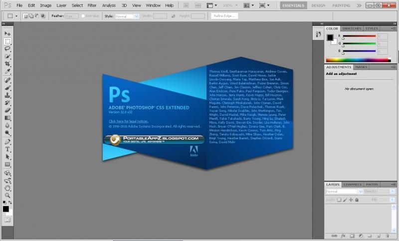 скачать photoshop бесплатно на компьютер