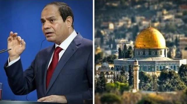 نيويورك تايمز تكشف تسجيلات تثبت موافقة مصر علي نقل سفارة أميريكا إلى القدس, وتوجيه الإعلام, بالفيديو