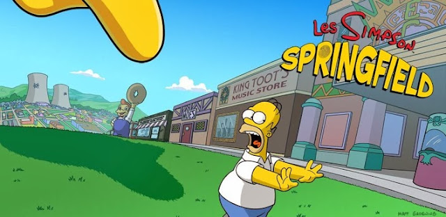LES SIMPSON: SPRINGFIELD (Android)