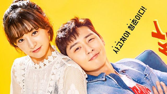 Park Seo Joon Kim Ji Won