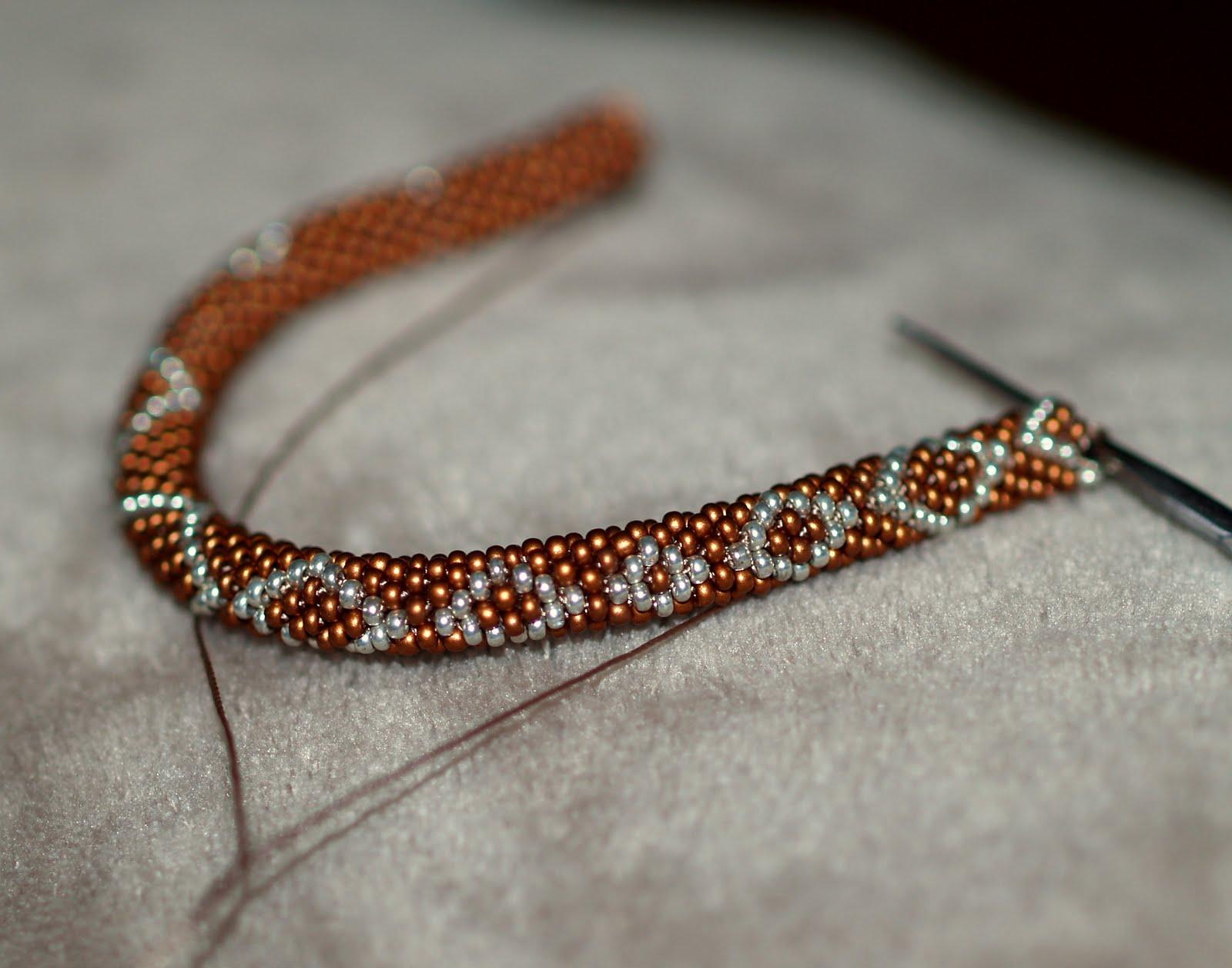 Patterns For Bead Crochet Crochet For Beginners