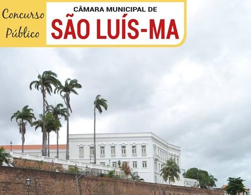 Edital e inscrição Câmara de São Luis {MA} 2018