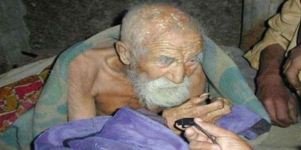 اكبر معمر فى العالم عمره 179 عاما يصرح : يبدو ان ملك الموت لم يعد يتذكرني