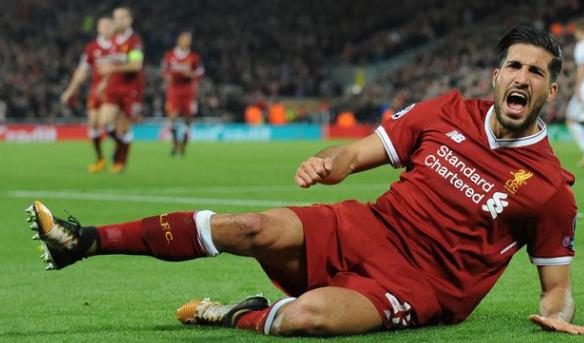 AGEN BOLA - Juventus Batal Datangkan Emre Can Dari Liverpool