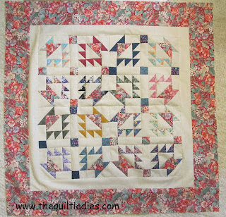 Quilted Basket Pattern, Pattern Here to Share