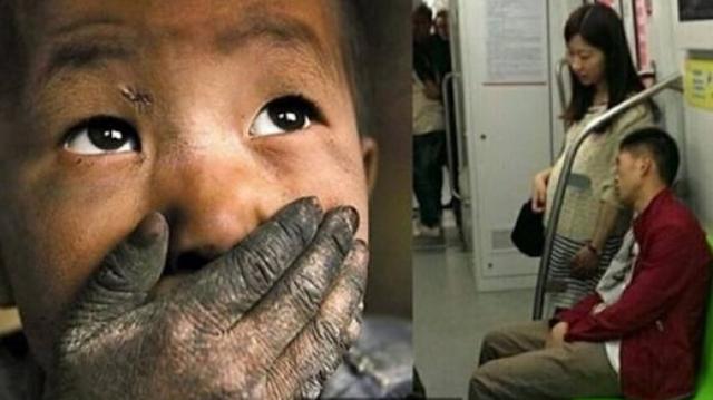 Ibu Hamil Menolak Tempat Duduk Bekas Anak Penuh Lumpur, Anak Ini Langsung Melakukan Tindakan yang Membuat Satu Bus Terkejut!!