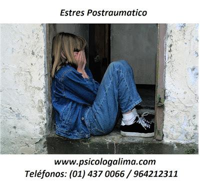 psicólogos en lima estrés trauma
