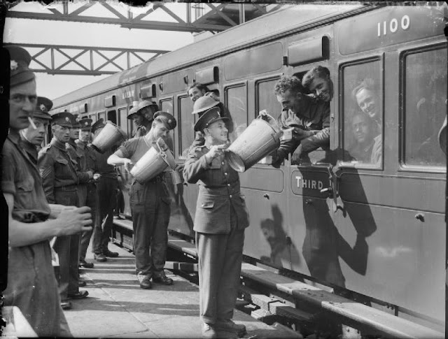 Evacuación de Dunkerque - Operación Dinamo