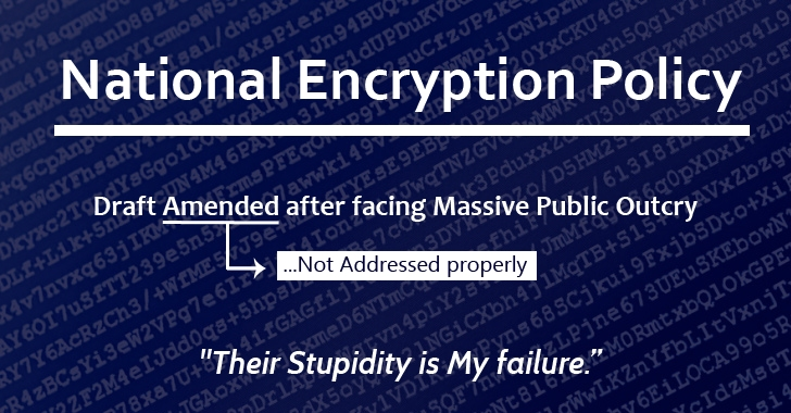 My Government Doesn't Understand How Encryption and Cyber Security Work